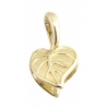Brass Bail Leaf 12mm
